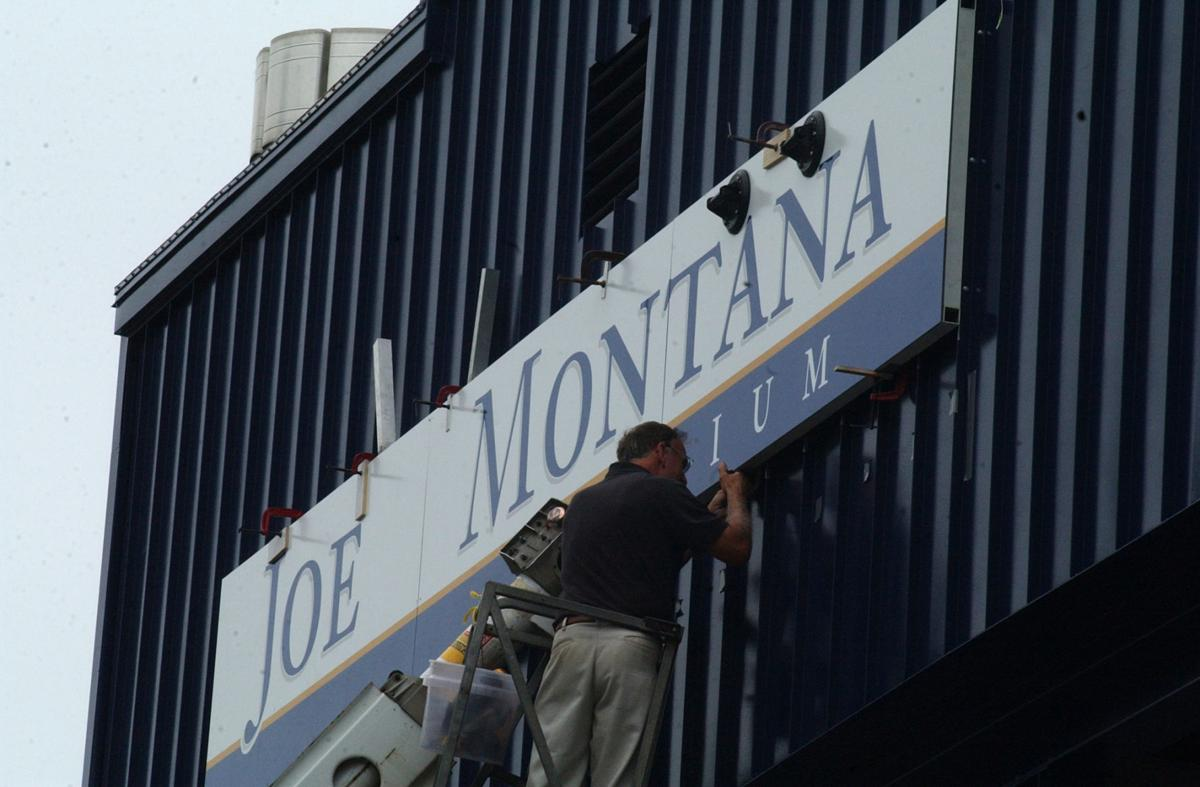 JOE MONTANA STADIUM