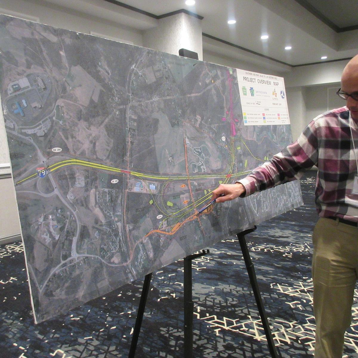 Southern Beltway Interchange Project Discussed At