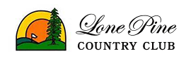 Logo for Lone Pine Country Club