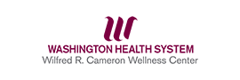 Logo for WHS Wilfred R. Cameron Wellness Center