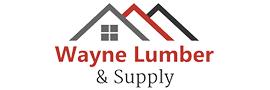 Logo for Wayne Lumber