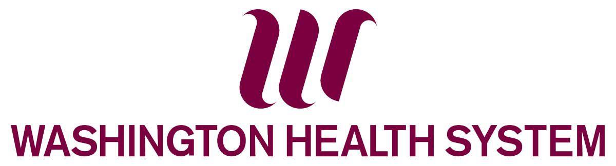 Logo for Washington Health System