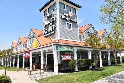 West OC Dough Roller