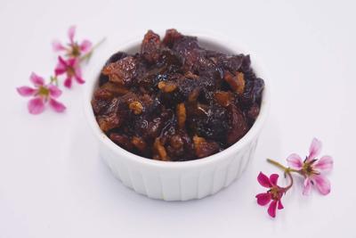 Bacon, Plum Jam