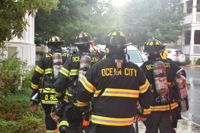 Volunteer firemenshare hobby of helping for free