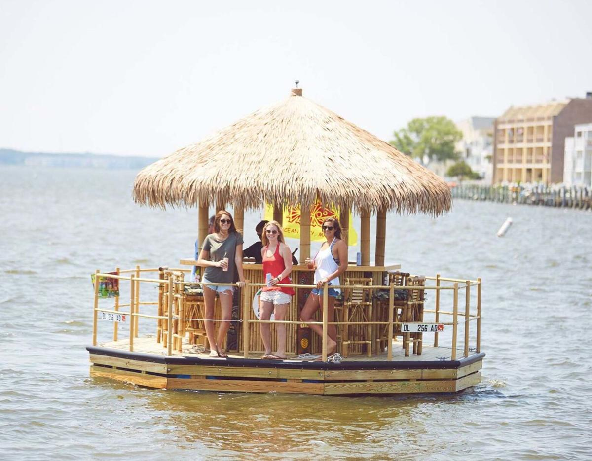 Fish Tales Tiki Cruise