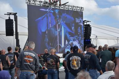 This year's bike week sees record crowds