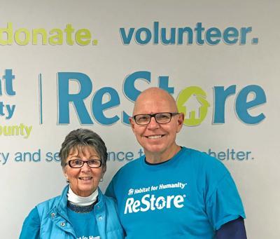 5 may volunteers