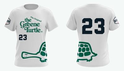 G Turtle Botti uniform
