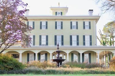 Historic mansion reopens to public