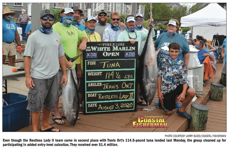 WMO tuna