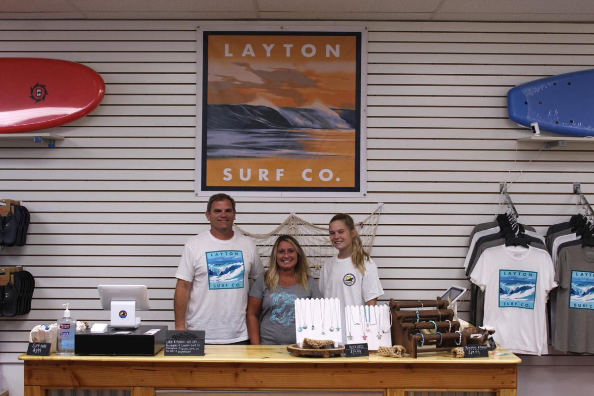 LAYTONS SURF CO.