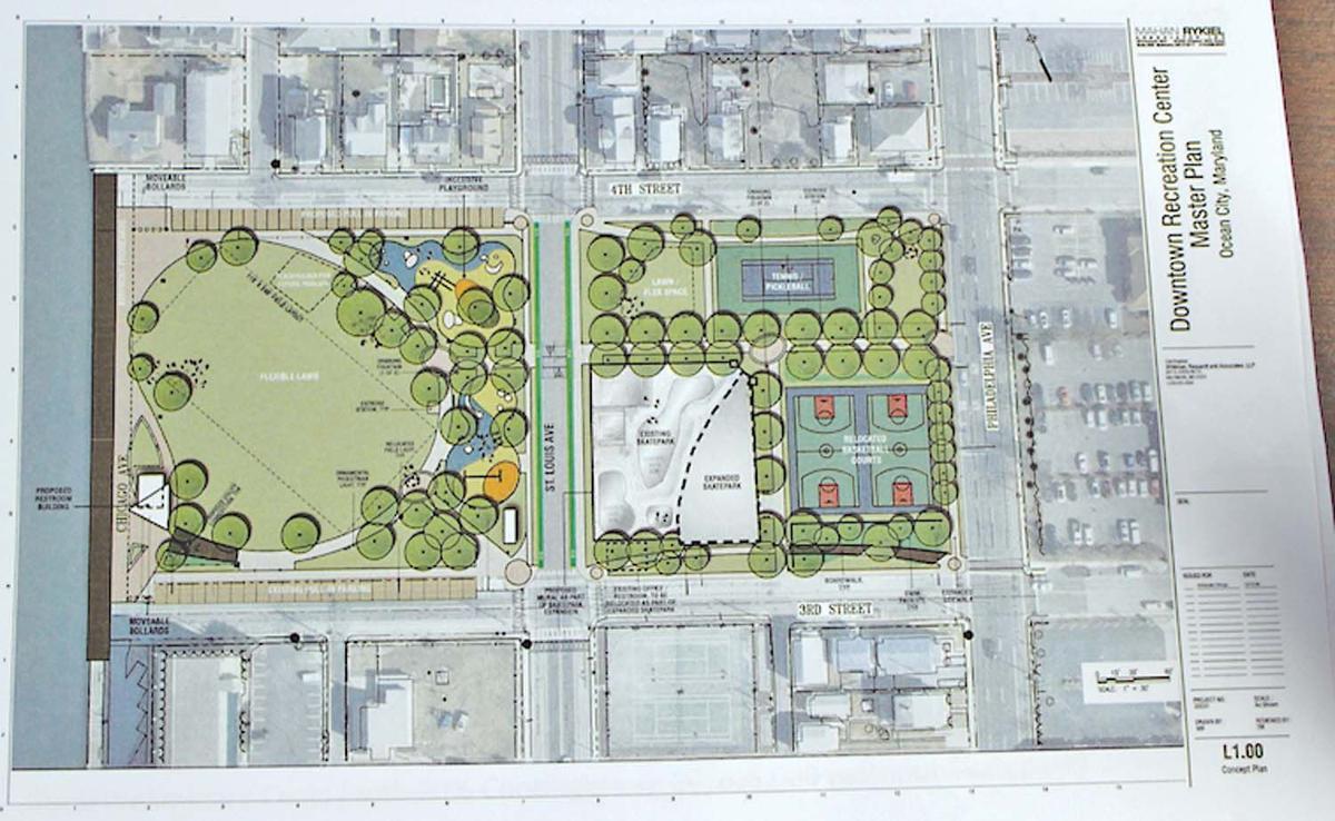 Downtown Recreation Complex