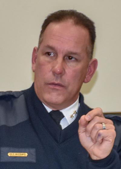 OCPD Chief Ross Buzzuro