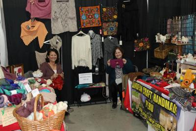 Wool, fiber expo to draw thousands