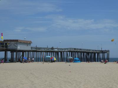 Ocean City Fishing Pier ranked No  1 in Md | News