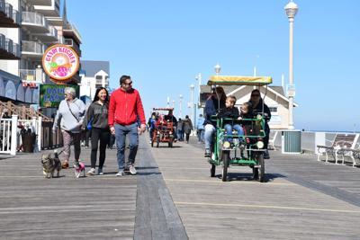 Boardwalk walkers