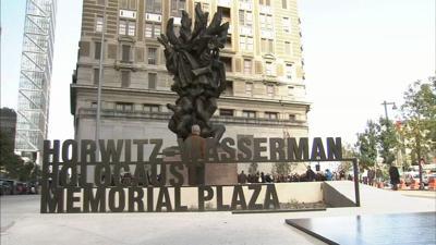 Greenspan helps redevelop Holocaust Memorial in Pennsylvania