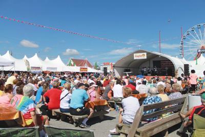 sunfest stage