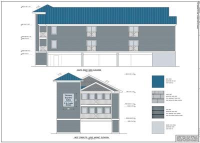 Dhimas Bayside Suites rendering