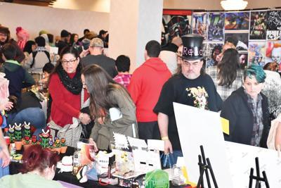 Second annual Ocean City Comic Con this Saturday