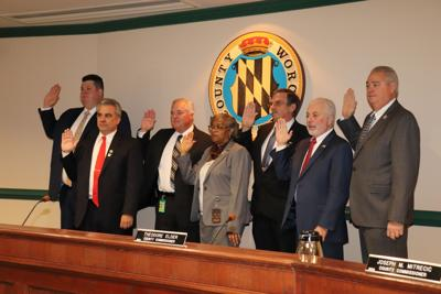 Worcester County Commissioners