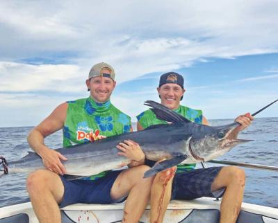 Marlin snagged on Sunday after tournament ends