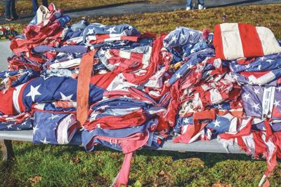 Flag retirement ceremony to be held in OP, Sat.