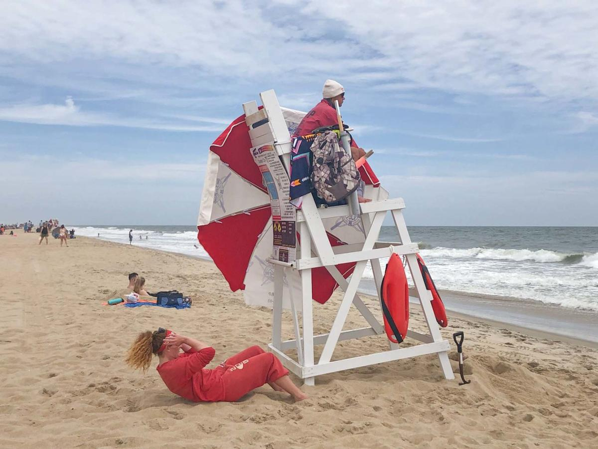 Physical fitness key for Ocean City lifeguards | On Guard