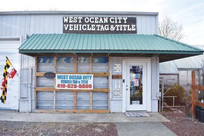 Tag and title shop inside Trader Lee Village