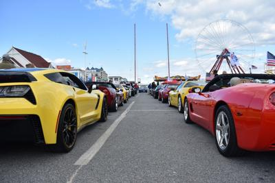 Corvette Weekend will bring old and new cars to resort
