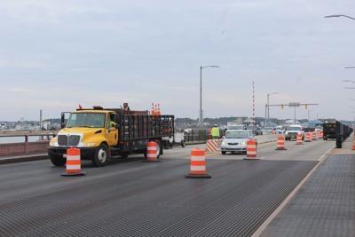 Bridge repair project heads into final weeks