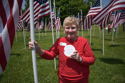Mary Adair/Flags for Heroes