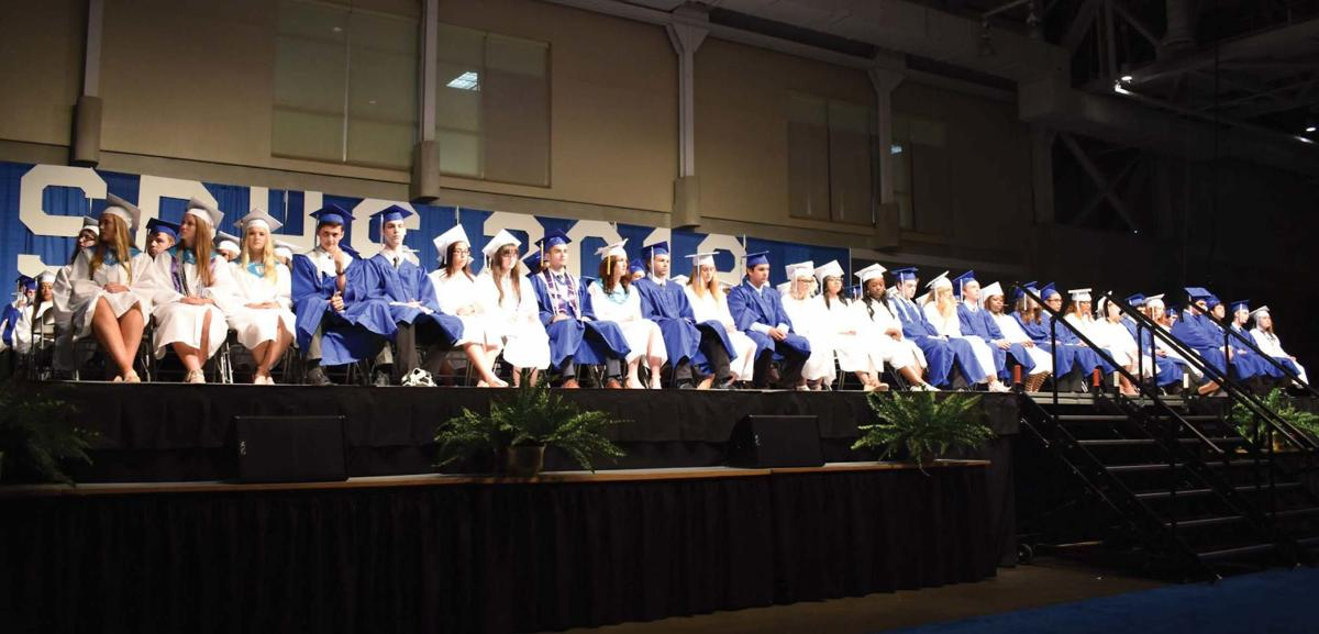 More than 200 seniors graduate from Stephen Decatur HS