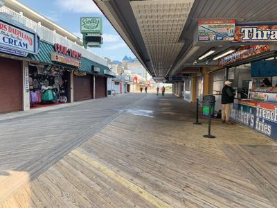 Meehan explains basis for beach and Boardwalk closures