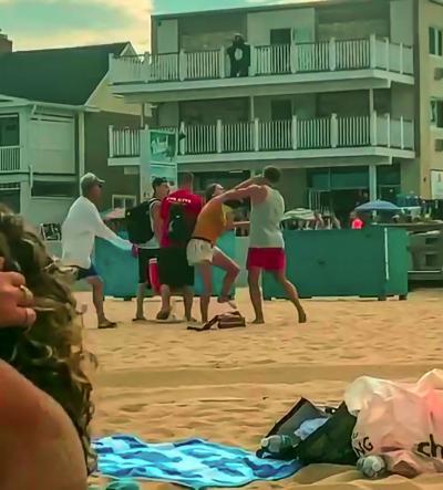 beach punch