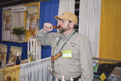 Aquaculture Expo offers fishing gear, clothing, seminars