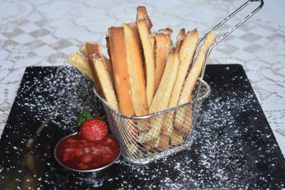 Fruit Fries