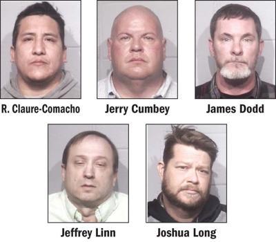 OCPD take five in online prostitution sting