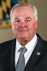 "Commissioner Madison ""Jim"" Bunting, District 6"