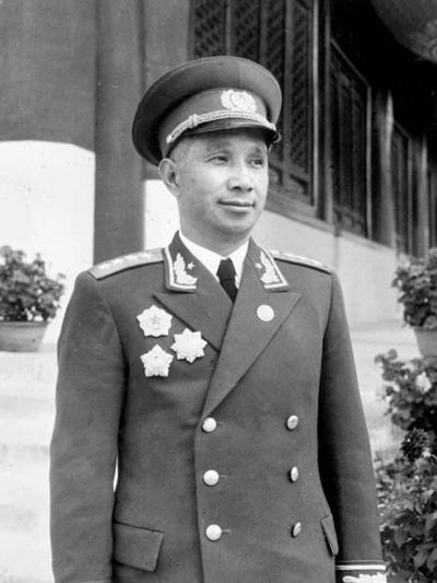136 Su Yu in 1955