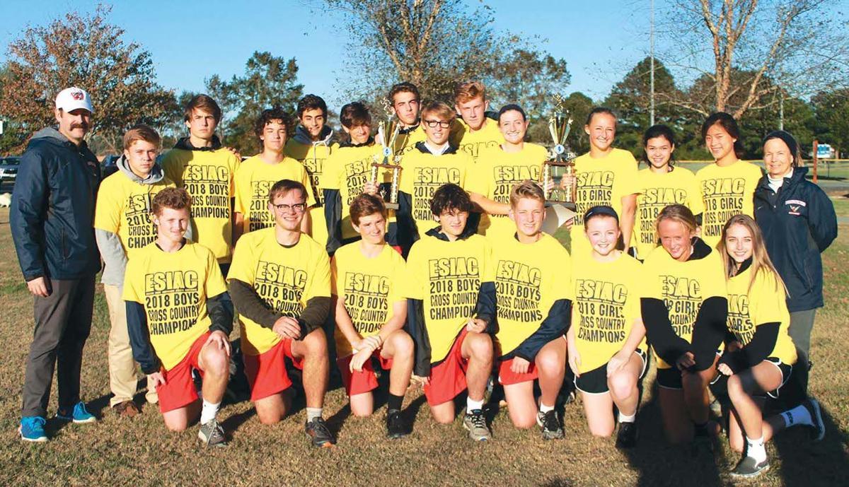 WP XC team champs