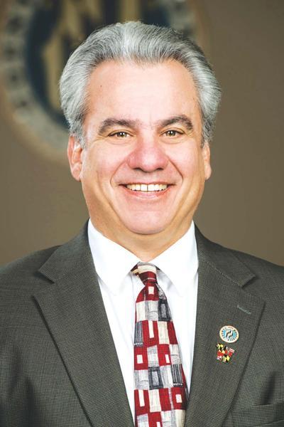 Commissioner Chip Bertino