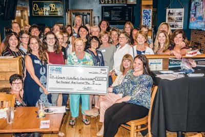100+ Women Who Care On the Shore