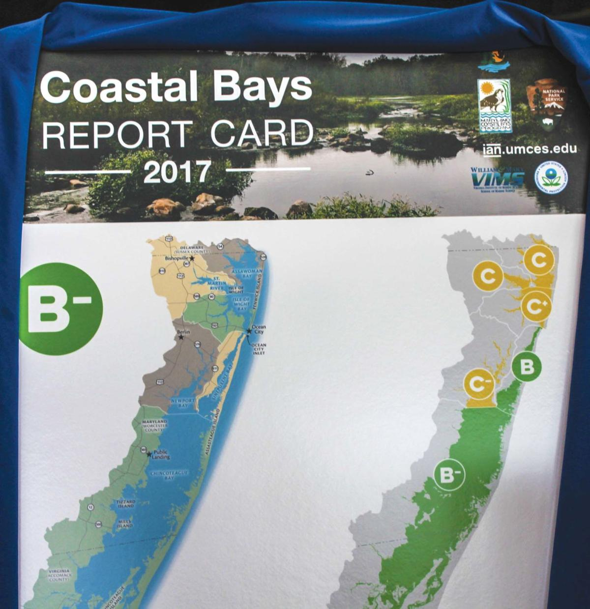 Coastal Bays report card