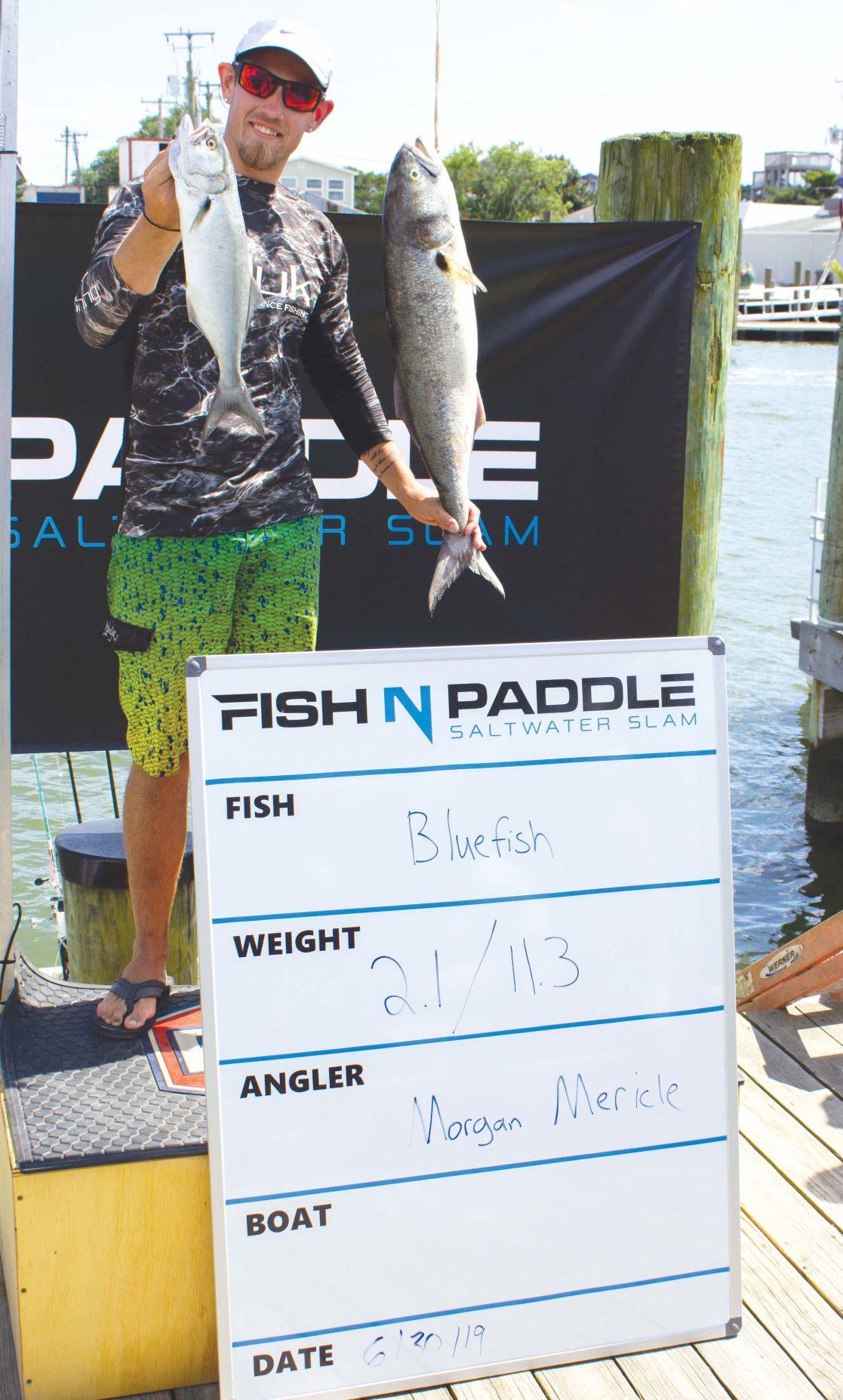 fish paddle morgan