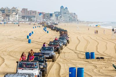 Annual Jeep Week in OC set to take place, Aug. 22-25