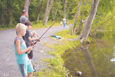 Teach a Kid to Fish