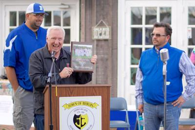 Berlin Little League baseball and softball teams honored