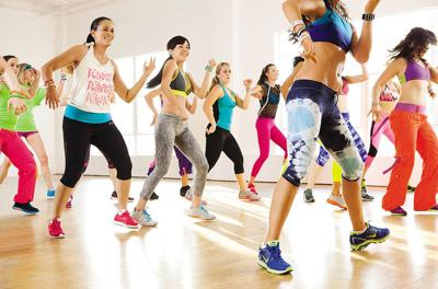 Zumba fundraiser for Wor. Teacher of the Year, Saturday